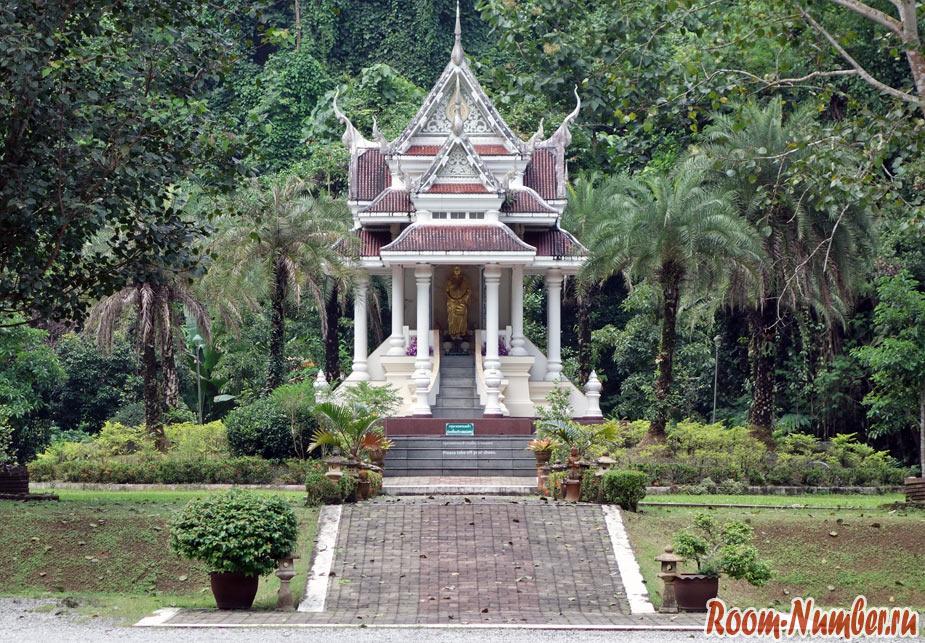 Чианг Дао Таиланда