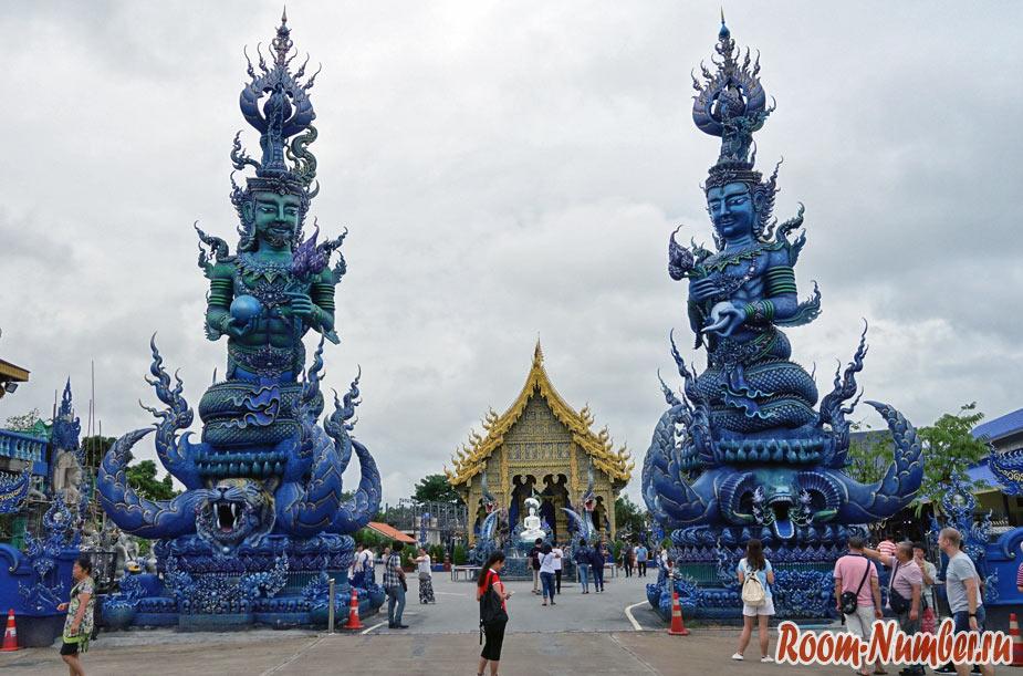 Чианграй в Таиланде и его достопримечательности