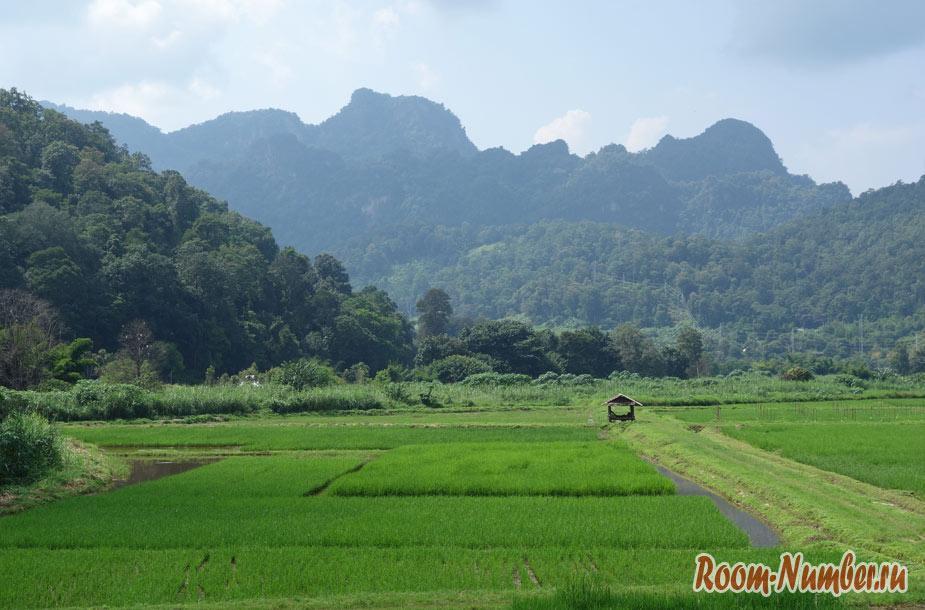 Мае Хонг Сон – самая красивая провинция на севере Таиланда
