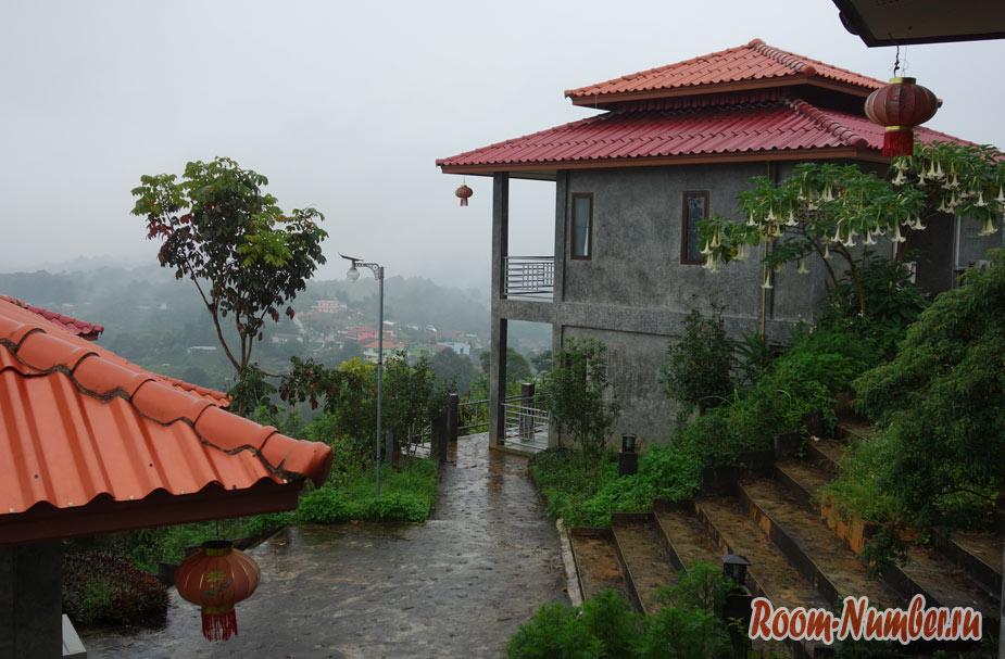 Домики в облаках: наш отель в Маесалонге Phumektawan Resort