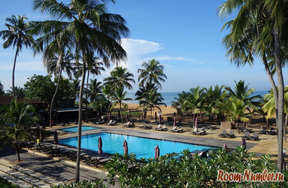 AVANI Kalutara Resort — 5 звезд в Шри Ланке. Что ожидать, на что надеяться