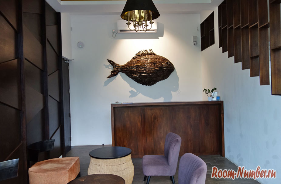 Новый отель 4 звезды в Хиккадуве: KAI Hikkaduwa Hotel