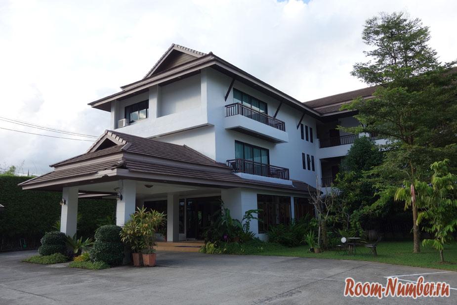 Wilacha Chiang Rai: наш недорогой и достойный отель в Чианграе