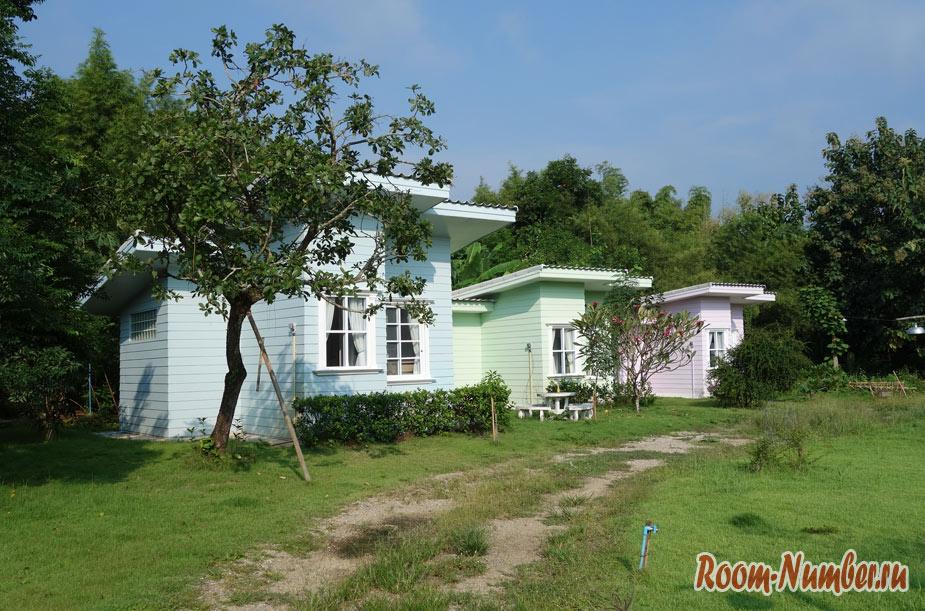 Наши приключения в провинциальном городе Ход в Таиланде