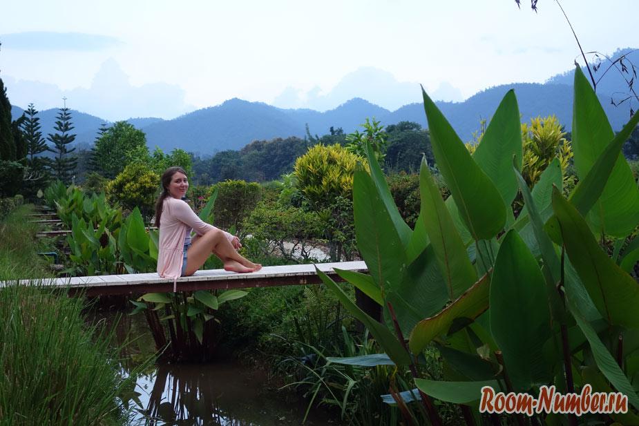 At Pai Resort. Симпатичный отель в Пае с хорошим завтраком