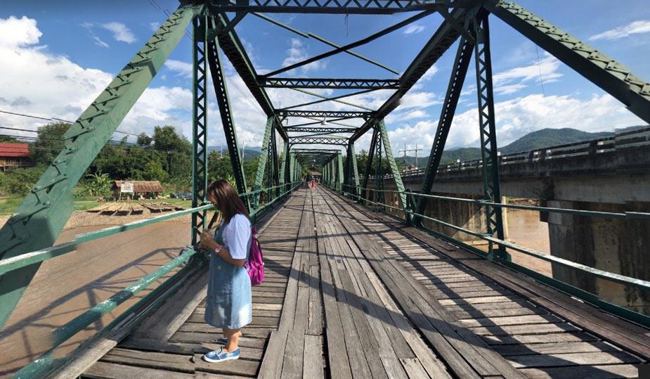 мост в пае