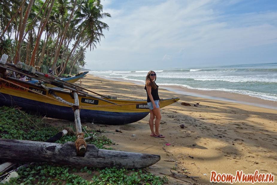Курорт Ваддува на Шри Ланке