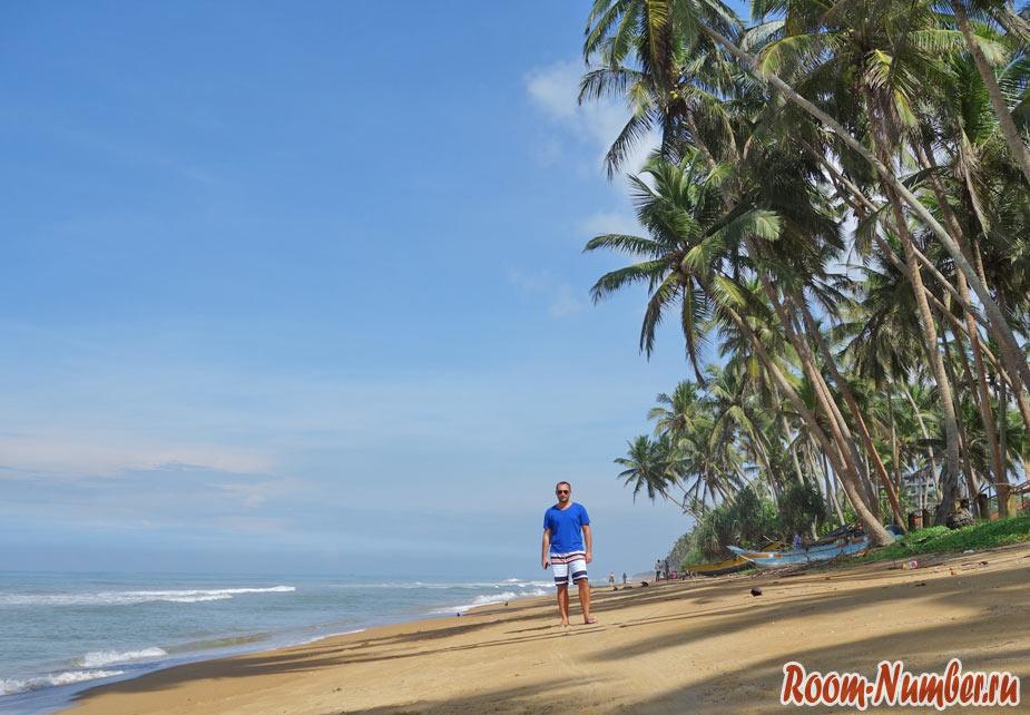 Пляж Ваддува