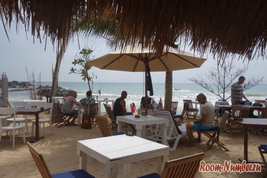 Питание на Шри Ланке. Цены на еду в кафе и фото блюд