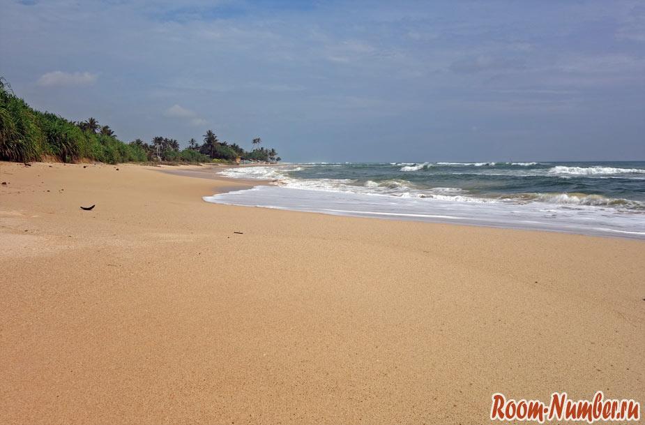 Коггала, Шри Ланка. Отели и фото. За безлюдным пляжем сюда!