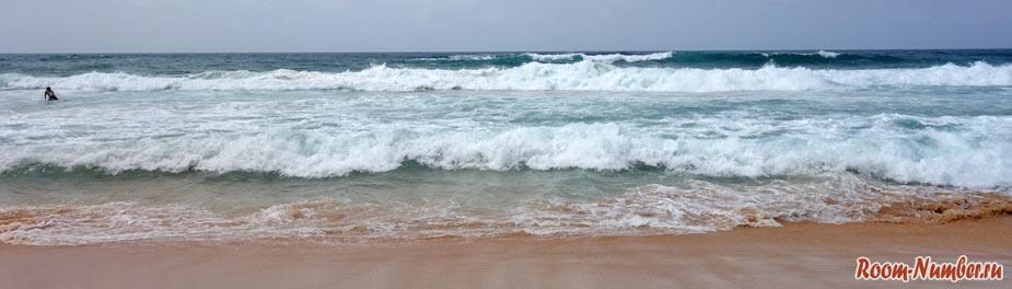 Отели на восточной стороне Шри Ланки в Тринкомали и на Аругам Бэй