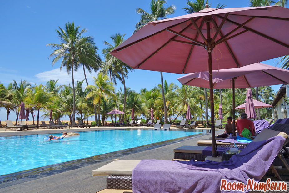 Лучшие отели на Шри Ланке