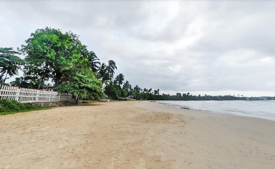 Пляж Диквелла Шри Ланка