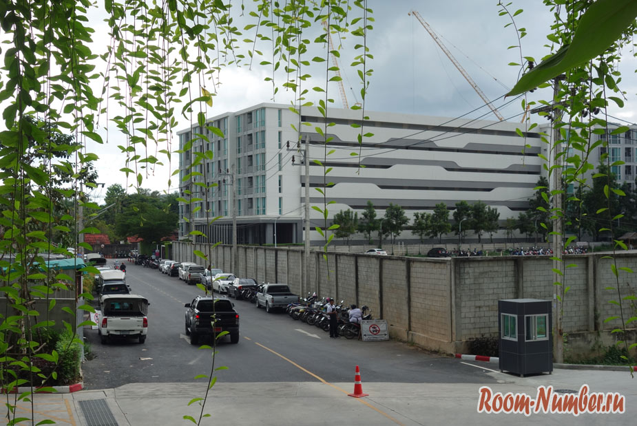 жильё возле Central Phuket