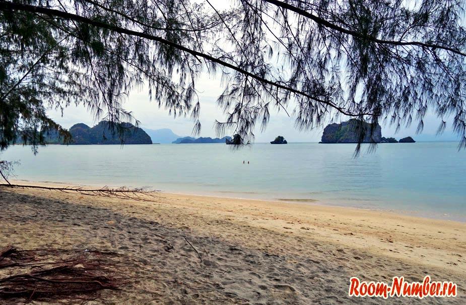 Танджунг Ру – самый живописный и уединенный пляж Лангкави