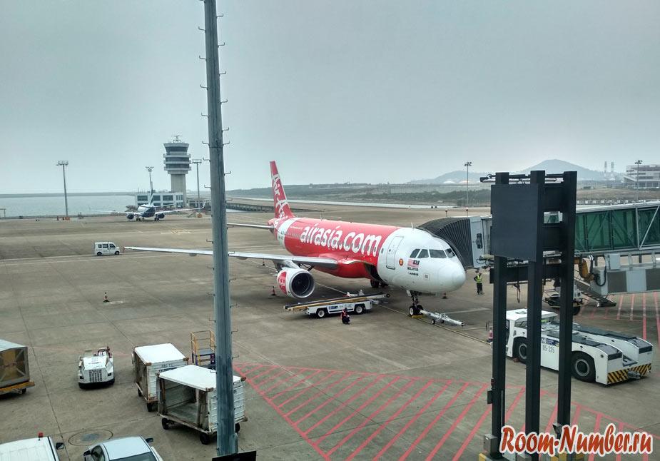 Из Макао в Паттайю прямым рейсом AirAsia