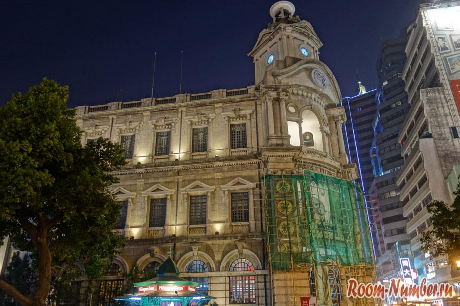 Что посмотреть в Макао за 1 день? Старый город с европейскими улочками