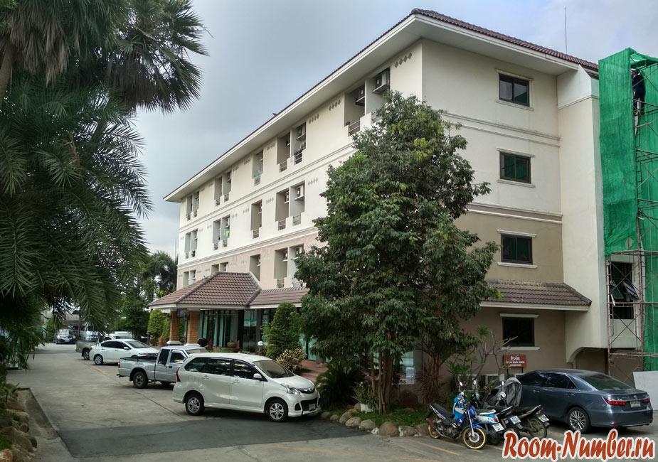 Отель возле аэропорта Бангкока за 25$ с трансфером и завтраком: Silver Gold Garden
