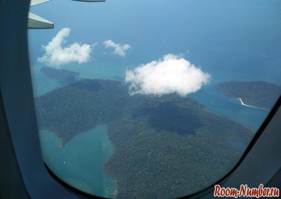 Лангкави — Пенанг: 2 способа добраться (паром и самолет)