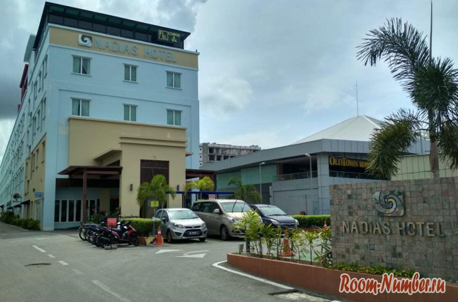 Nadias Hotel. Новый отель на Лангкави с отличным расположением
