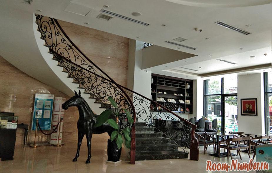 Наш отель LegendSea Hotel – твердая четверка в Нячанге