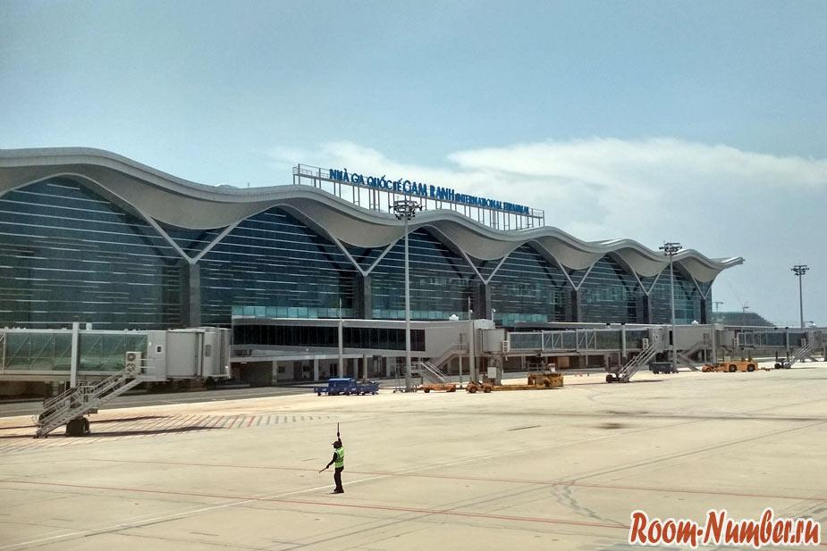 Новый аэропорт Нячанга (Камрань)