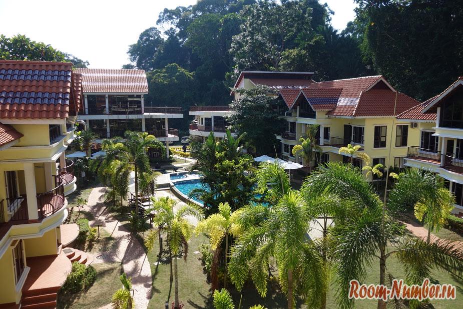 Anjungan Beach Resort — наш отель на Пангкоре с лучшим расположением