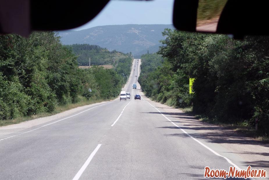 Как добраться в Коктебель из аэропорта Симферополя и из Феодосии