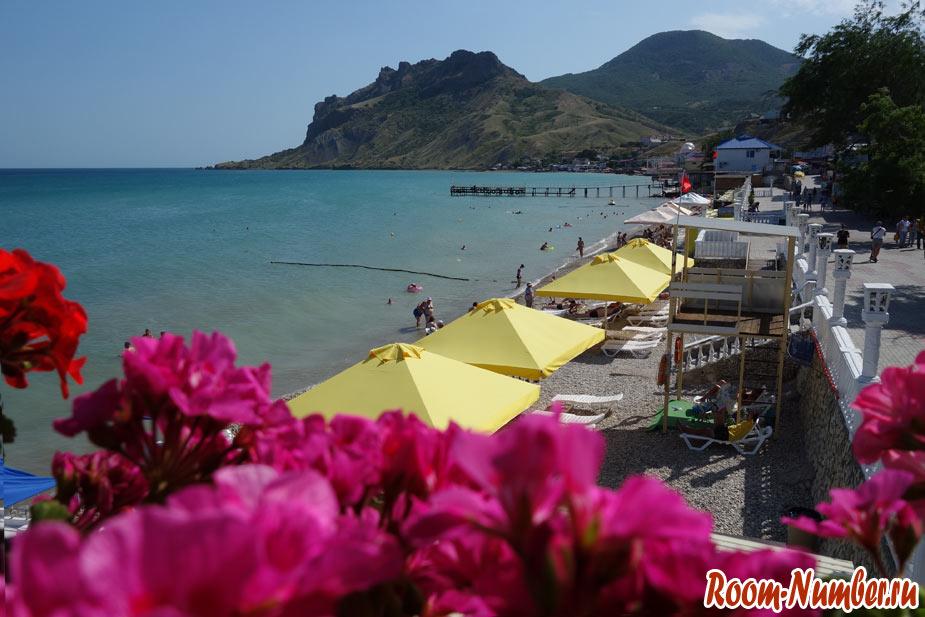 Коктебель, Крым 2019. Пляжи, отели, что посмотреть, цены на питание