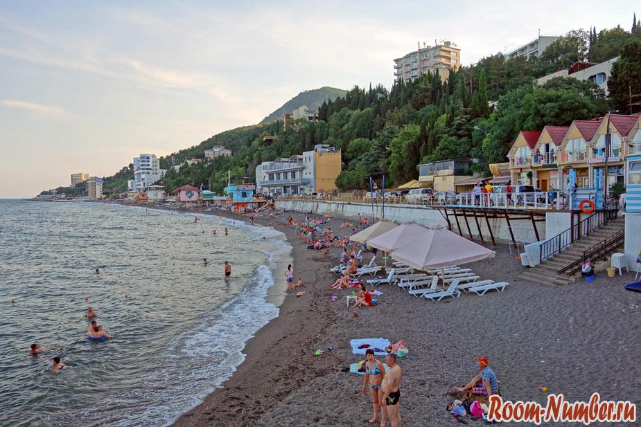 Алушта, Крым 2021. Отели, фото пляжа и отзывы об отдыхе