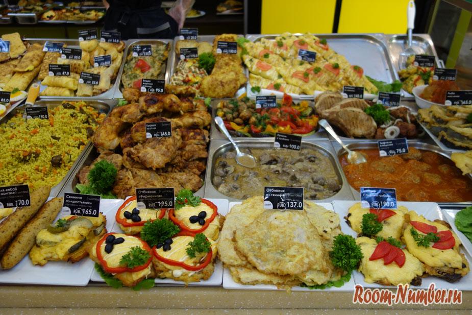 Питание в Крыму. Цены на еду в кафе, столовых и ресторанах Крыма