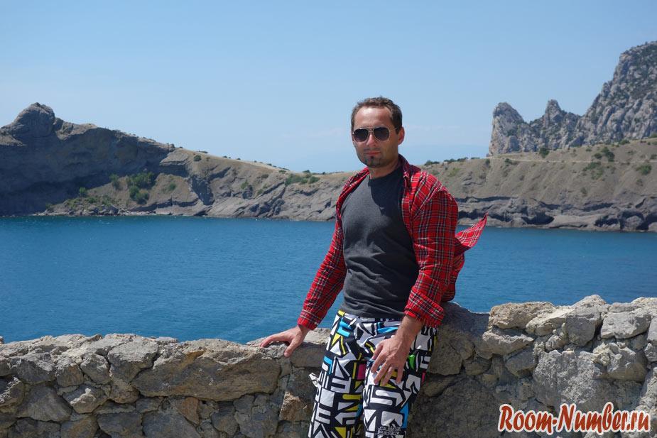 Слава блог room-number.ru в путешествии по Крыму