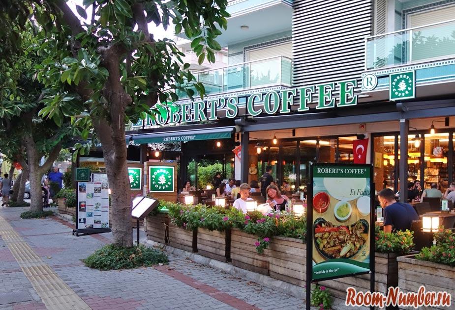 Где поесть в Алании. 3 проверенных кафе на пляже Клеопатры, фото еды и меню