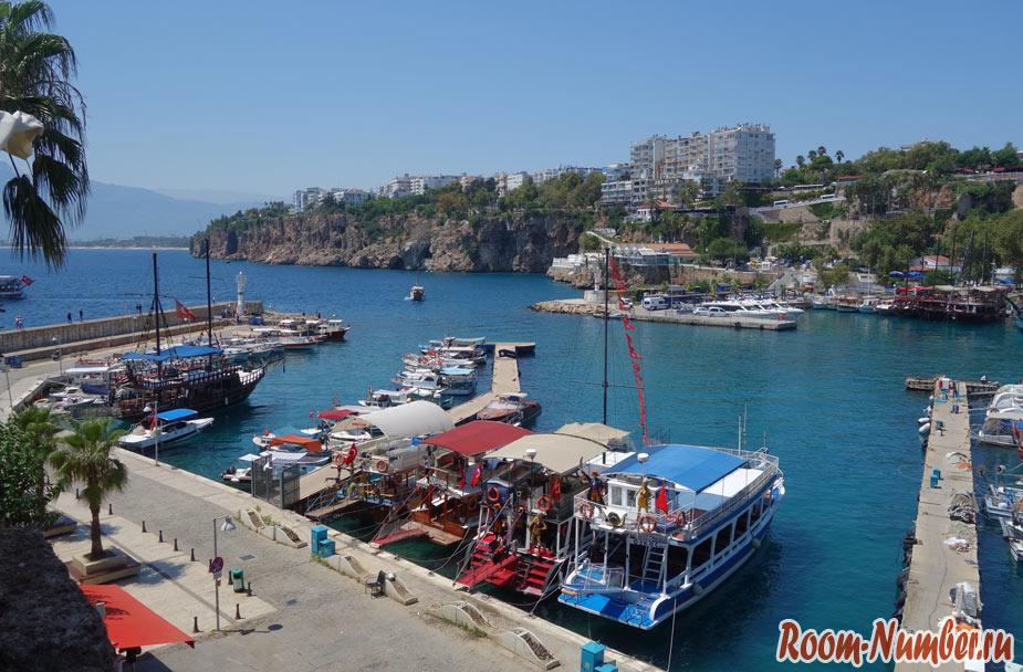 Анталия, Турция 2020. Отели, фото пляжей, как добраться и что посмотреть