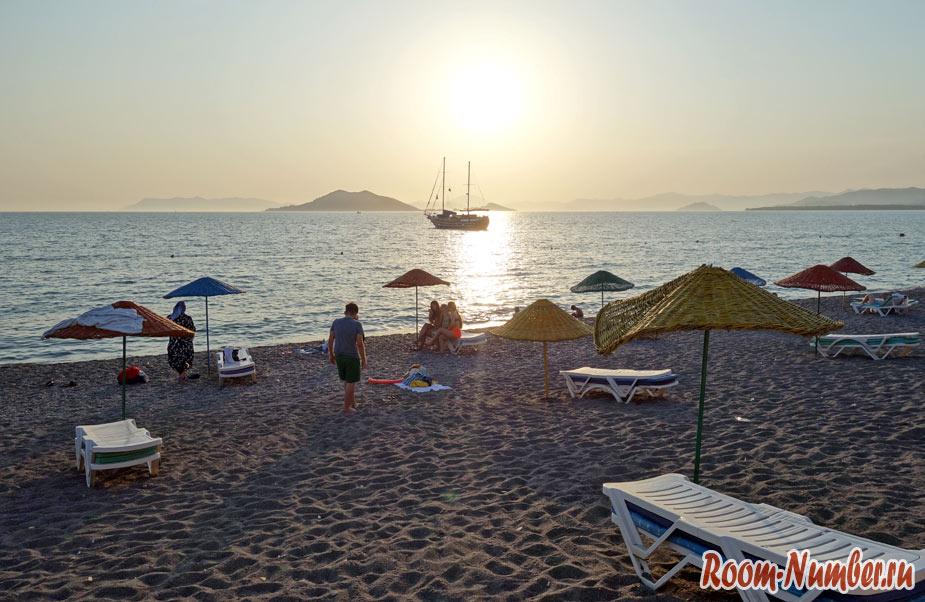 Фетхие, Турция. Отели, пляжи и как добраться в Fethiye