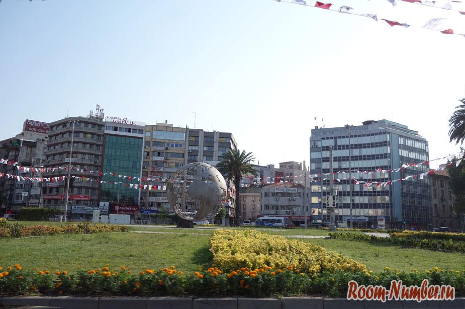 Прогулка по Измиру, нетуристическая Турция
