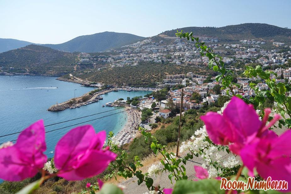 Калкан, Турция. Обзор курорта, отели и фото пляжа