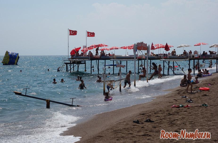 Пляж Лара, Анталия. Фото, отели и отзывы о пляже