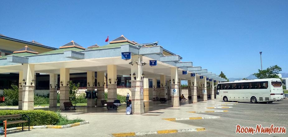 Автовокзал Манавгат