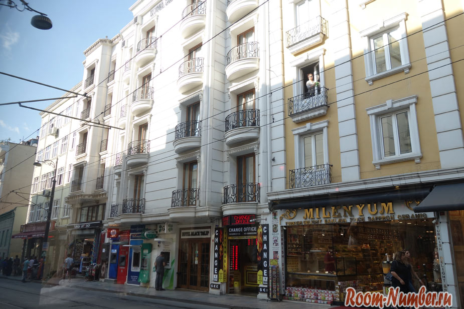 Hotel Black Tulip. Наш отель в центре Стамбула возле достопримечательностей