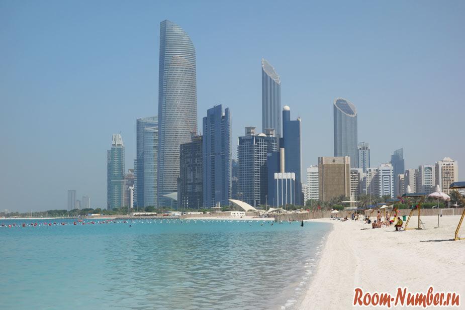 Абу-Даби 2020: что нужно знать про отдых в ОАЭ (много фото)