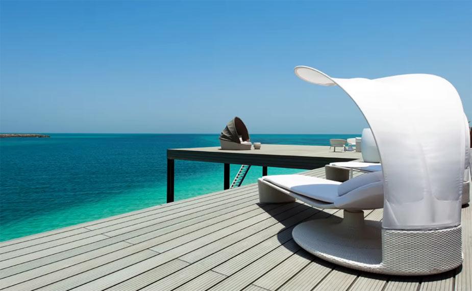 Zaya Nurai Island abu dhabi UAE