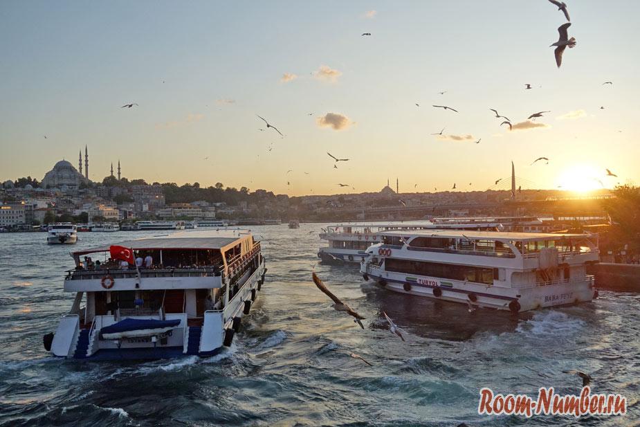 Стамбул, Турция. Что посмотреть за пару дней и подмеченные особенности