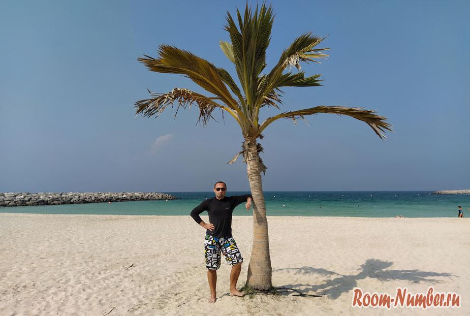 Пляж Аль Мамзар (Al Mamzar Beach Dubai). Лучший пляж в Дубае и Шардже