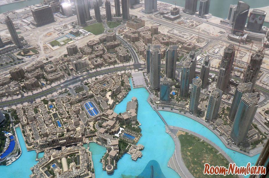 Достопримечательности Дубая — 35 мест