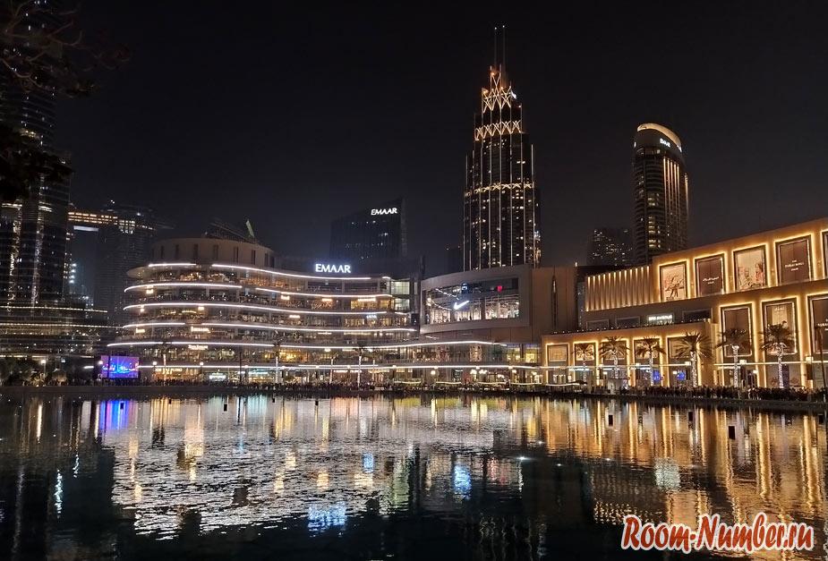 5 причин посетить Дубай Молл