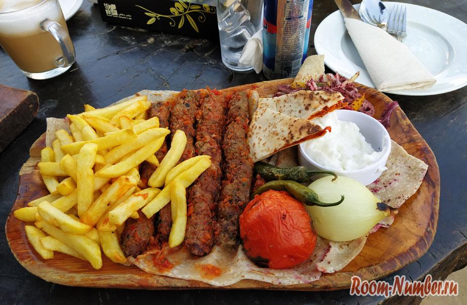 Цены в Иордании на еду. Кафе и рестораны в Акабе, что и где поесть