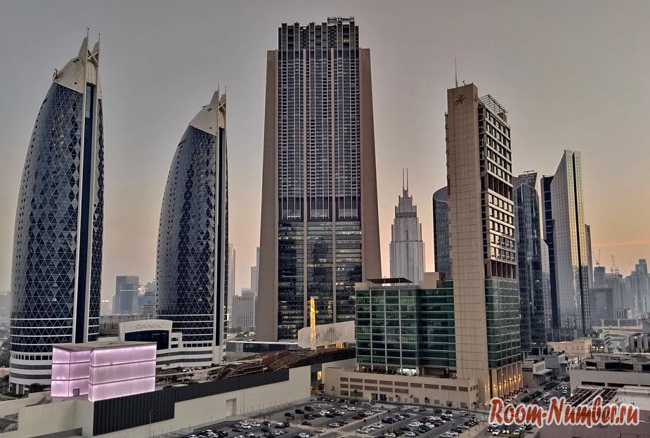 Самые лучшие и дорогие отели в Дубае. Топ-10
