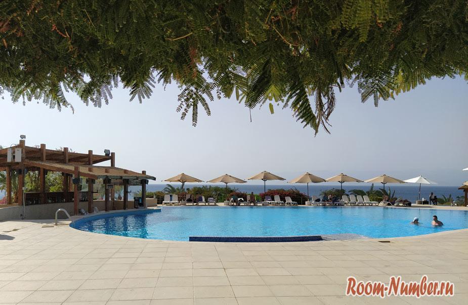 Berenice Beach Club. Лучший пляж в Акабе или бич клаб по-иордански