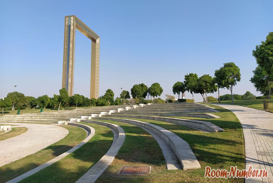 Рамка в Дубае (Dubai Frame): как добраться, увидеть и сфотографироваться